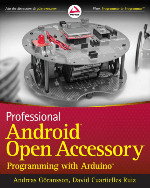 Free Download PDF Books, Professional Android Open Accessory Programming with Arduino
