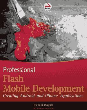 Free Download PDF Books, Professional Flash Mobile Development