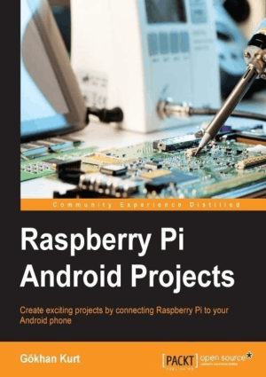 Free Download PDF Books, Raspberry Pi Android Projects