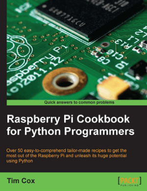 Free Download PDF Books, Raspberry Pi Cookbook for Python Programmers