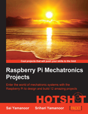 Free Download PDF Books, Raspberry Pi Embedded Projects Hotshot