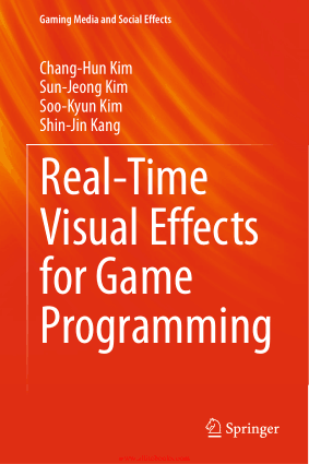 Free Download PDF Books, Real-Time Visual Effects for Game Programming
