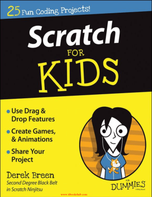 Free Download PDF Books, Scratch For Kids For Dummies