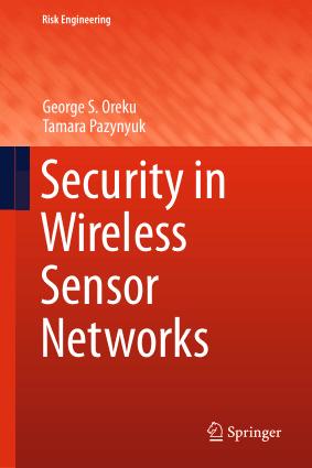 Security In Wireless Sensor Networks Book