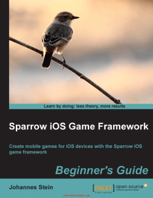 Free Download PDF Books, Sparrow iOS Game Framework, Beginners Guide