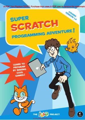 Free Download PDF Books, Super Scratch Programming Adventure
