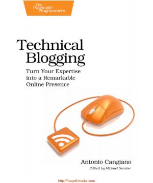 Technical Blogging Ebook
