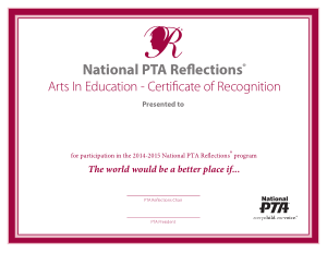 Free Download PDF Books, Education Certificate of Recognition Template