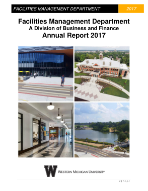 Free PDF Books, Facilities Management Annual Report Sample Template