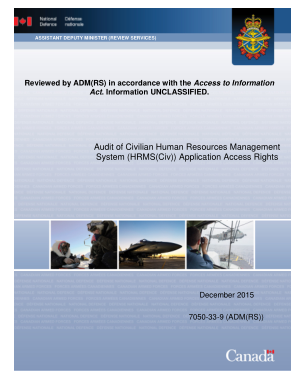 Free PDF Books, Audit Report of Human Resources Management System Template