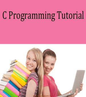 Free Download PDF Books, C Programming Tutorial