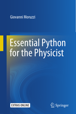 Free PDF Books, Essential Python for the Physicist (2020)