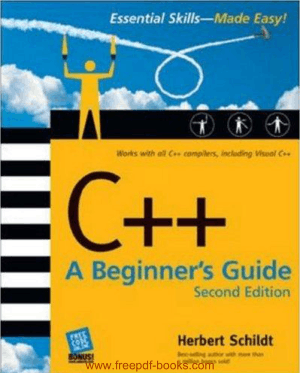 C++ A Beginners Guide 2nd Edition, Pdf Free Download