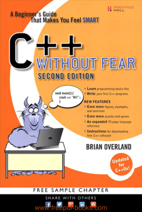 C++ Without Fear Second Edition
