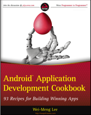 Android Application Development Cookbook, Pdf Free Download