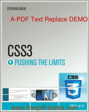 Free Download PDF Books, CSS3 Pushing The Limits