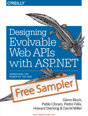Designing Evolvable Web Apis With ASP.Net