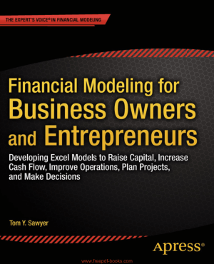 Free Download PDF Books, Financial Modeling For Business Owners And Entrepreneurs