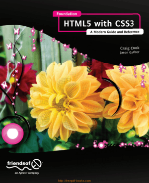 Foundation HTML5 With CSS3