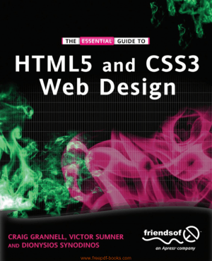 Guide To HTML5 And CSS3 Web Design