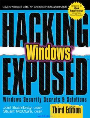 Free Download PDF Books, Hacking Exposed Web Applications
