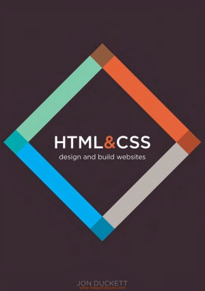 HTML And CSS Design And Build Websites