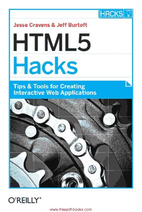Free Download PDF Books, HTML5 Hacks