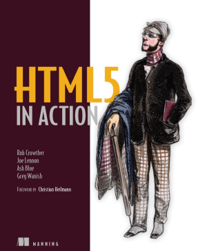 Free Download PDF Books, HTML5 In Action