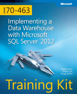 Free Download PDF Books, Implementing Data Warehouse With Microsoft SQL Server 2012