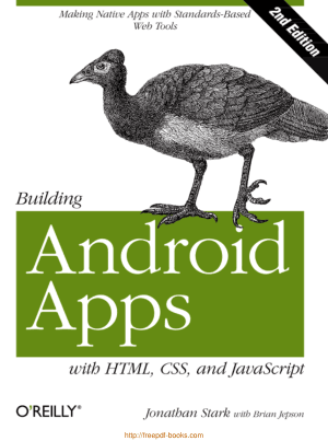 Building Android Apps With HTML CSS And Javascript 2nd Edition, Pdf Free Download
