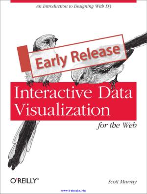 Free Download PDF Books, Interactive Data Visualization For Web