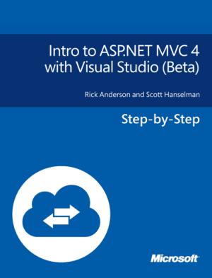 Free Download PDF Books, Intro To ASP.Net Mvc 4 With Visual Studio Beta
