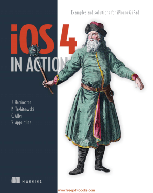 Free Download PDF Books, iOS 4 In Action