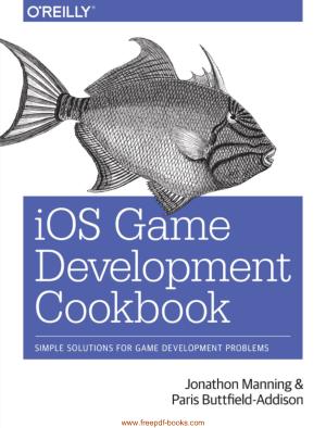 Free Download PDF Books, iOS Game Development Cookbook