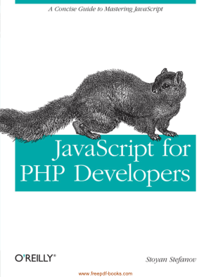 Javascript For PHP Developers, JavaScript Programming Tutorial Book