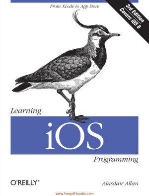 Free Download PDF Books, Learning iOS Programming 3rd Edition, Learning Free Tutorial Book