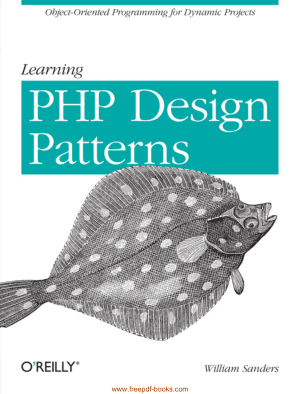 Free Download PDF Books, Learning PHP Design Patterns