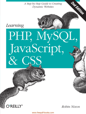 Learning PHP MySQL Javascript And CSS 2nd Edition