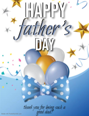 Free PDF Books, Happy Fathers Day Sample Template
