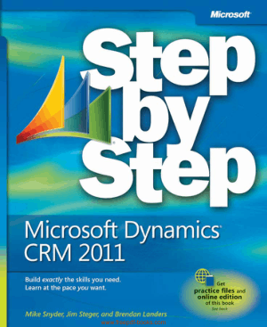 Ms Crm 2011 Step By Step
