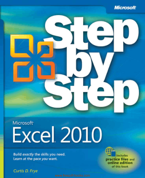 Free Download PDF Books, Ms Excel 2010 Step By Step