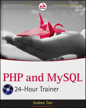 PHP And MySQL 24 Hour Trainer