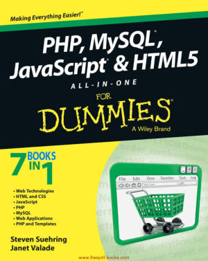 Free Download PDF Books, Free Book PHP MySQL JavaScript And HTML5 All-In-One For Dummies