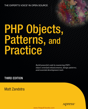 PHP Objects Patterns And Practice 3rd Edition