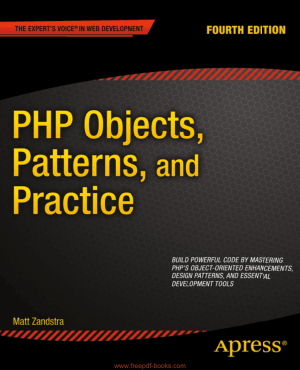 PHP Objects Patterns And Practice 4th Edition