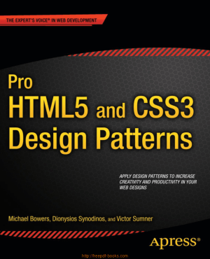 Free Download PDF Books, Pro HTML5 And CSS3 Design Patterns