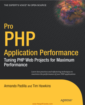 Free Download PDF Books, Pro PHP Application Performance