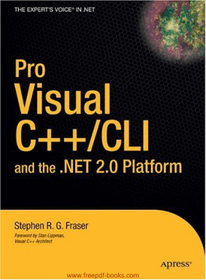 Pro Visual C++ Cli And The .Net 2.0 Platform