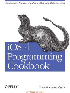 Free Download PDF Books, Programming iOS 4 Cookbook