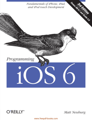 Free Download PDF Books, Programming iOS 6